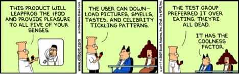 Business Case - Dilbert